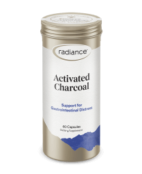 Radiance Activated Charcoal 60 caps
