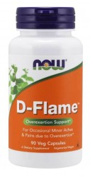 D-Flame 90 vegecaps Now