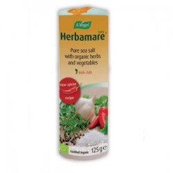 Herbamare Spicy 125g (Yellow pack)