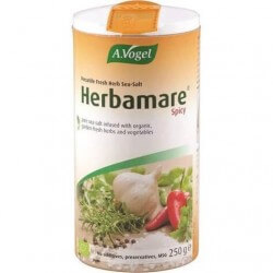 Herbamare Spicy 250g (Yellow pack)